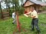 Brigáda hřiště a stará hasičárna