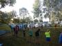 Tábor jezero Poděbrady 2020